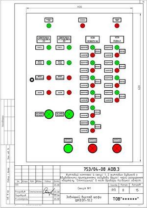 сигнализации и управления