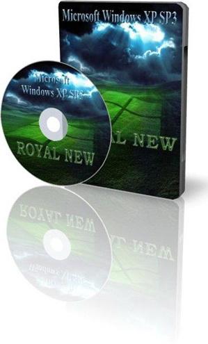 Windows XP SP3 Secmac&putnik Gold Royale CD v.8.8